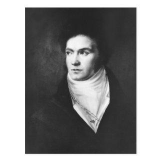 Carte Postale Jeune Ludwig van Beethoven 1806