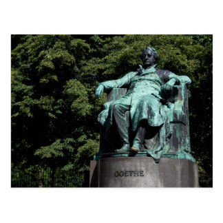 Carte Postale Johann Wolfgang von Goethe