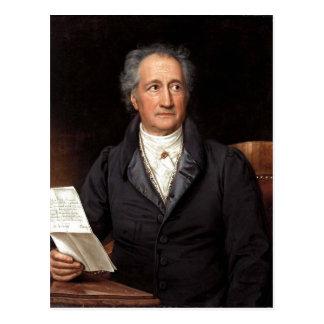 Carte Postale Johann Wolfgang von Goethe im 70. Lebensjahr, gema