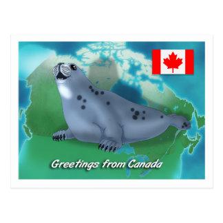 Carte Postale Joint canadien