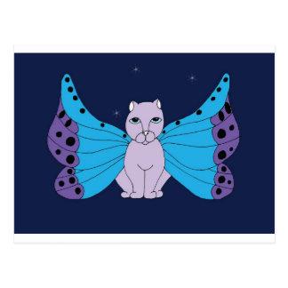 Carte Postale Jolie couleur d'ailes