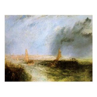 Carte Postale Joseph Mallord Turner - Ostende