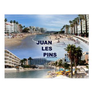 Carte Postale Juan Les Pins