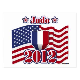 Carte Postale Judo 2012