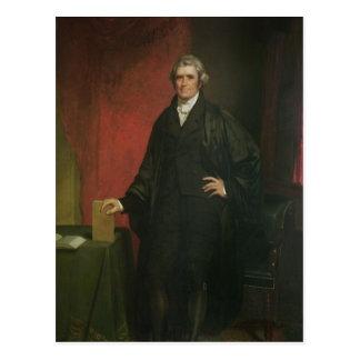 Carte Postale Juge en chef Marshall