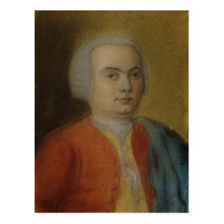 Carte Postale Karl Philipp Emanuel Bach, c.1733