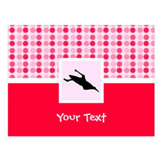 Carte Postale Kayaking mignon