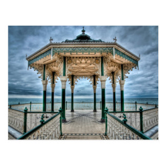 Carte Postale Kiosque à musique de Brighton, Angleterre