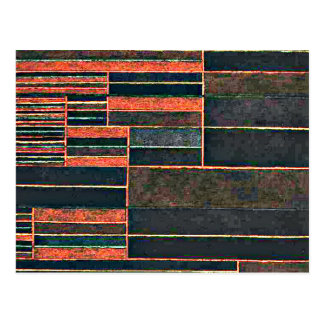 Carte Postale Klee - dans les six seuils actuels