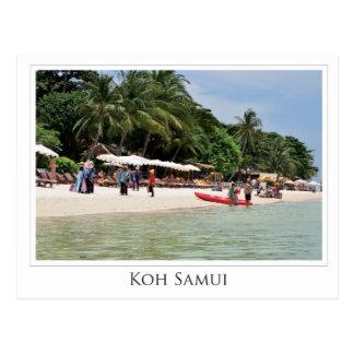 Carte Postale Koh Samui - Thailand
