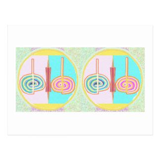 Carte Postale KRIYA - Karuna Reiki