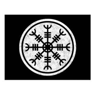 Carte Postale La barre de la crainte Vikings