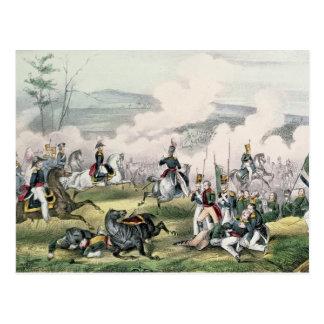 Carte Postale La bataille de Palo Alto, la Californie, le 8 mai