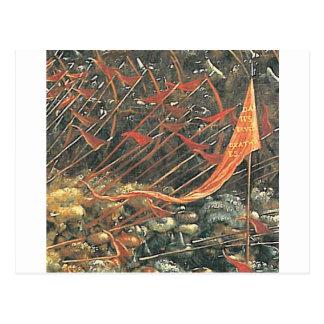 Carte Postale La bataille d'Issus (fragment) par Albrecht