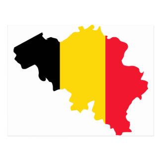 Carte Postale La Belgique SOIT
