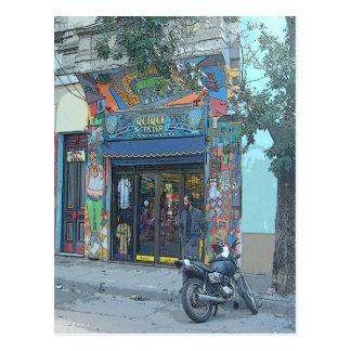 Carte Postale La Boca - Buenos Aires