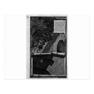 Carte Postale La bouche des maximum de cloaque par Giovanni