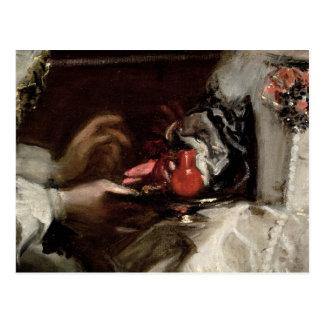 Carte Postale La broche de la margarita Maria d'Infanta
