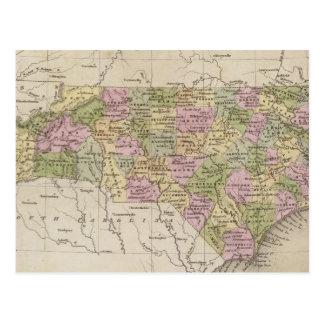 Carte Postale La Caroline du Nord 4