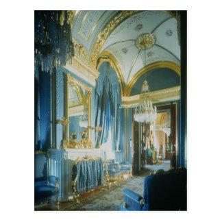 Carte Postale La chambre à coucher du tsar dans les appartements