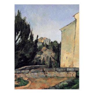 Carte Postale La Chambre abandonnée par Paul Cezanne