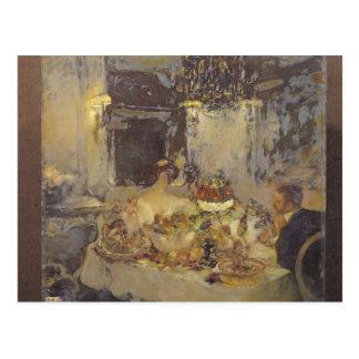 Carte Postale La Champagne