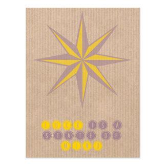 Carte Postale La chance est un état d'esprit