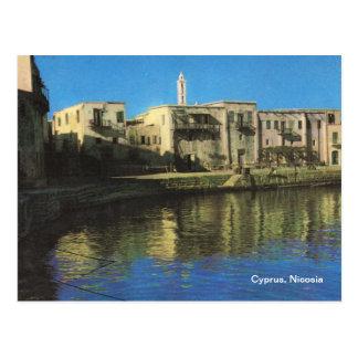 Carte Postale La Chypre, Nicosie