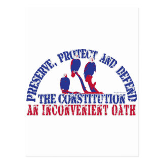 Carte Postale La conserve, protègent et défendent la