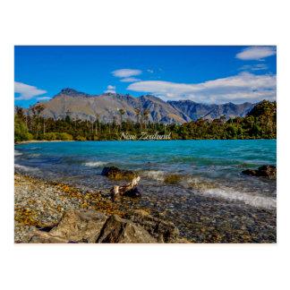 Carte Postale La crique de Bob, Nouvelle Zélande