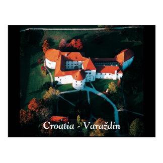 Carte Postale La Croatie - Varaždin