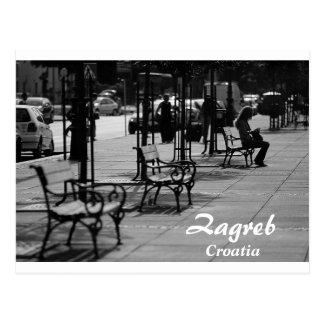 Carte Postale La Croatie - Zagreb