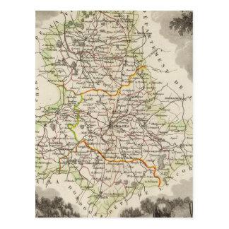 Carte Postale La du service De Vienne