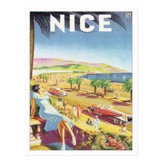 Carte Postale La France agréable vintage
