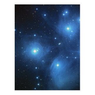 Carte Postale La galaxie