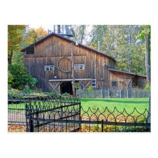 Carte Postale La grange