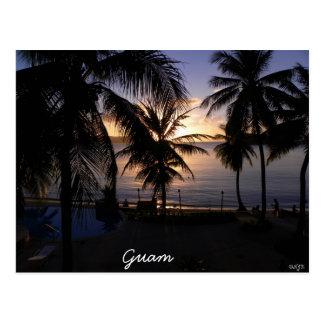 Carte Postale La Guam