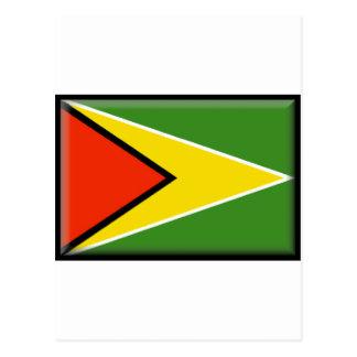 Carte Postale La Guyane