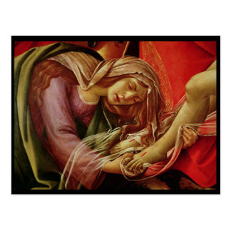 Carte Postale La lamentation du Christ
