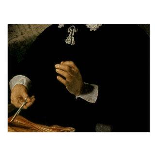 Carte Postale La leçon d'anatomie de Dr. Nicolaes Tulp, 1632