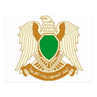 Carte Postale La Libye - ليبيا