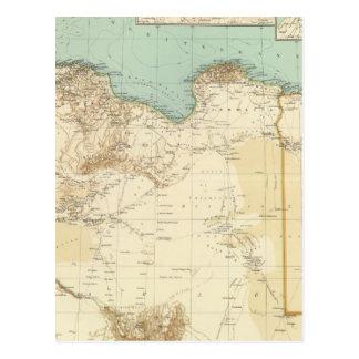 Carte Postale La Libye 11314