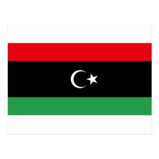 Carte Postale La Libye LY
