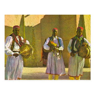 Carte Postale La Libye, oasis de Ghadames