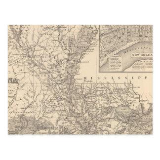 Carte Postale La Louisiane 9