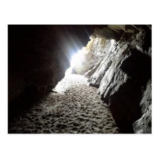 Carte Postale La lumière dans Maghera foudroie l'Irlande
