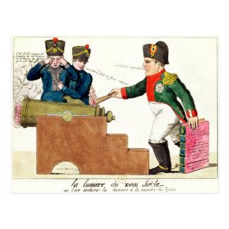 Carte Postale La lumière du 19ème siècle, 1815