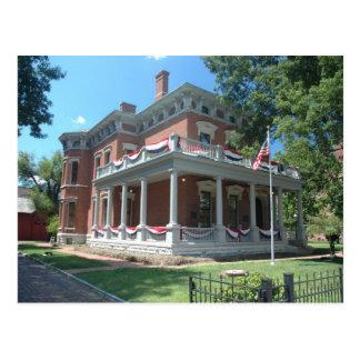 Carte Postale La maison de Benjamin Harrison