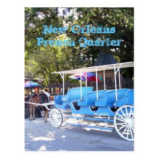 Carte Postale La Nouvelle-Orléans, Chambre de la Louisiane et