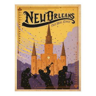 Carte Postale La Nouvelle-Orléans, LA
